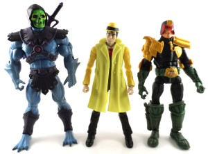 IS2 Dick Tracy 13 Compare