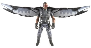 Marvel Select Falcon 10 Wings
