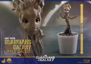Guardians of the Galaxy 14 Little Groot Collectible (4)
