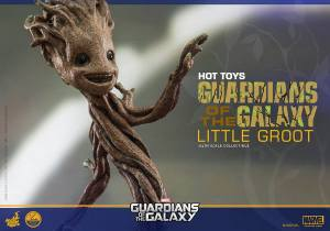 Guardians of the Galaxy 14 Little Groot Collectible (6)