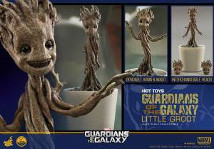 Guardians of the Galaxy 14 Little Groot Collectible (7)