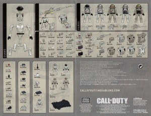CoD Space Icarus 03 Instructions