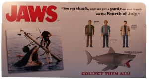 Jaws Reaction Bloody Shark 02