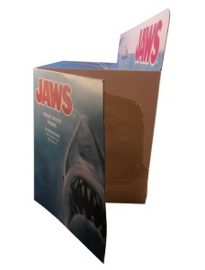 Jaws Reaction Bloody Shark 03
